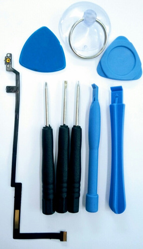 flex home ipad 5 air + kit de herramienta