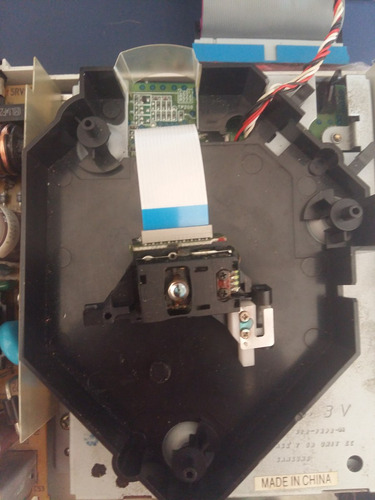 flex laser lector dreamcast