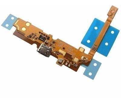 flex lg l70 pin de carga + microfono lg l70 d320 original