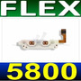 Flex Fleje De Teclado Nokia 5800 Xpressmusic Original