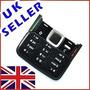 Flex Teclado Nokia N82 Negro Y Platiado Originales Completo