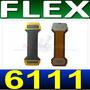 Fleje Flex De Imagen Nokia 6111 Original Celular 6111