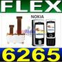 Flex Fleje De Imagen Nokia 6265 Original Nuevo Celular 6265