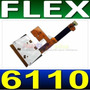 Flex Fleje De Imagen Y Teclas Superiores Nokia 6110 Original