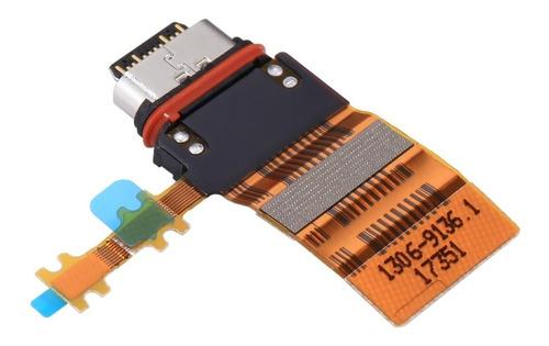 flex pin carga original usb c sony xperia xz xz1 xz 1