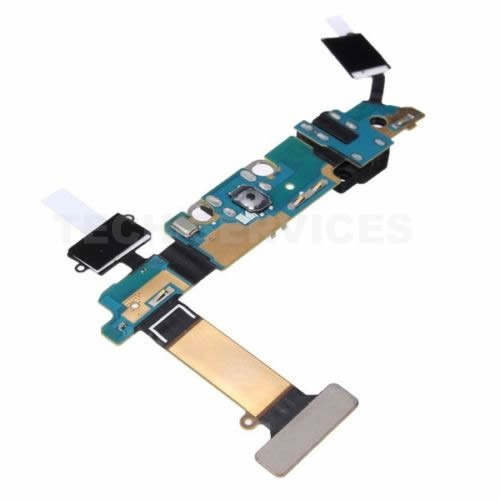flex pin carga usb menu atras jack samsung s6 g920 f 0.6