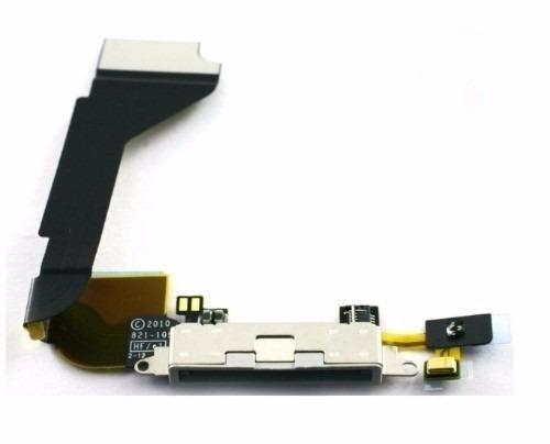 flex pin de carga microfono iphone 4 / 4s