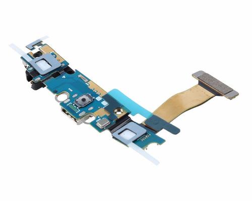 flex pin de carga  samsung s6 edge microfono jack audifonos