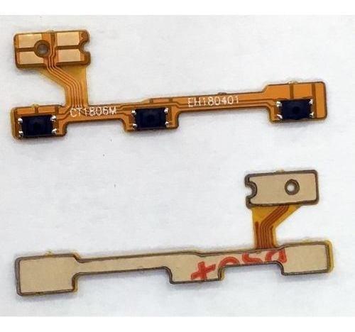 flex power boton laterales encendido volumen huawei p20 lite