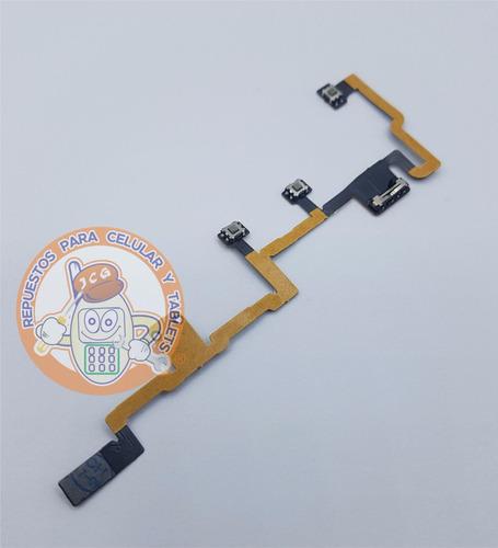 flex power y volumen ipad 2 a1395 a1396 versión larga