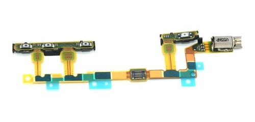 flex power y volumen vibrador sony xperia z3 compact