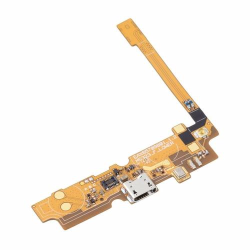 flex puerto de carga micrófono lg l70 d320 d321 d325 ms323