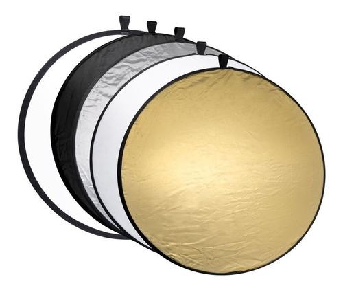 flex reflector redondo 5en1 60cm con estuche