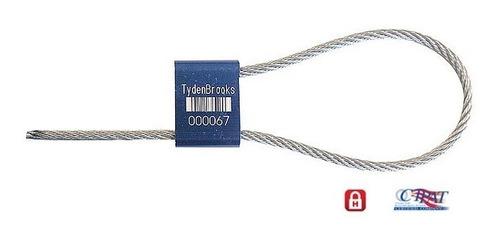 flex secure de 3/16 x 30cm ( caja con 100 pz)