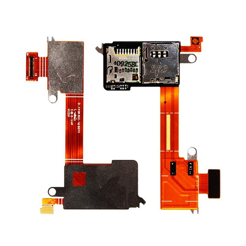 flex sim card memoria sd sony xperia m2 m2 aqua/ original/