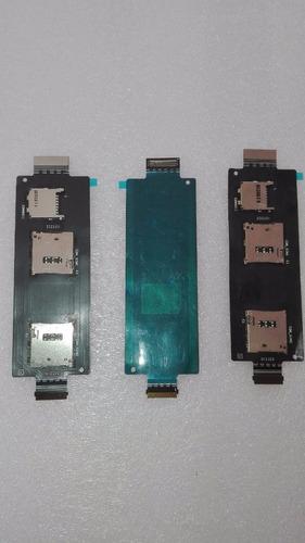flex sim card y memoria asus zenfone 2 ze551ml z00ad