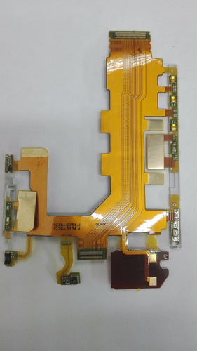 flex sony xperia z2 (power, volumen, microfono, timbre)