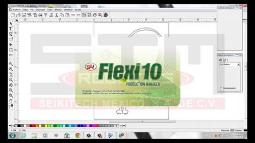 flexi 10, flexisign 10.5.1, 10.0.1 flexi10 original