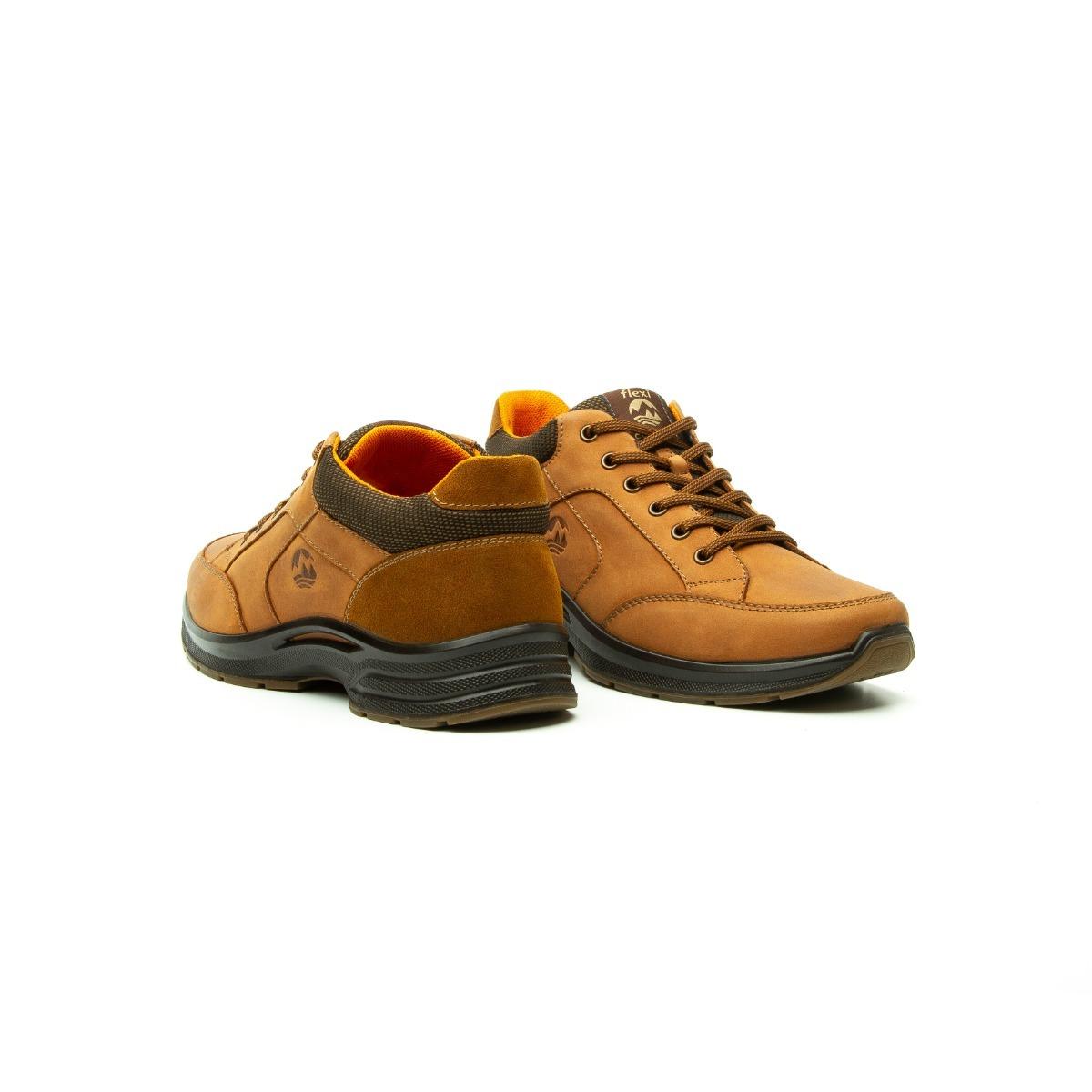 07754305 flexi country zapatos piel casuales outdoor confort 1923481. Cargando zoom.