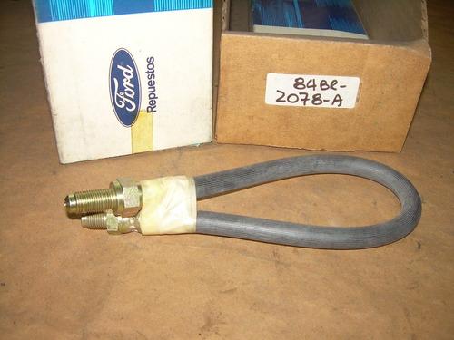 flexible freno delantero ford sierra 84/94 nuevo 0km