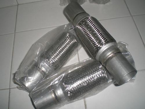flexibles para tubos de escape