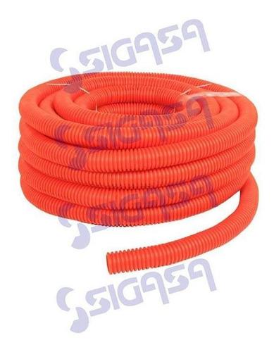 flexiplus 1/2 con guia (rollo 100 mts.)