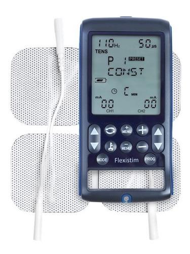 flexistim electroestimulador tonificación tens y ems c/envío