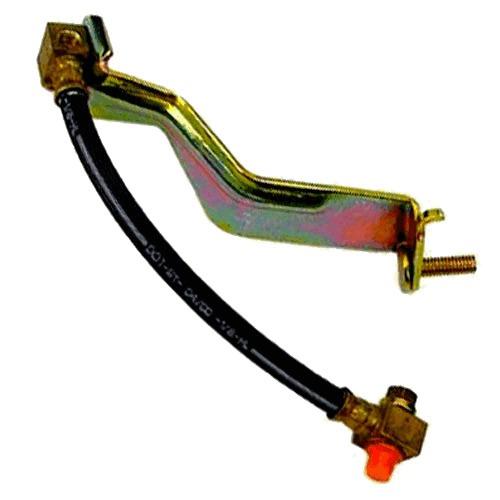 flexivel freio traseiro central mustang 1994 a 1995