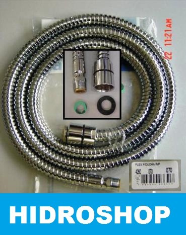flexivel p/ ducha misturador monocomando coppa 2266 c deca
