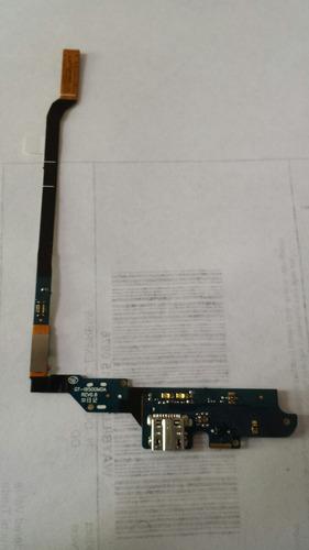 flexor centro de carga galaxy s4 i9500 original nuevo