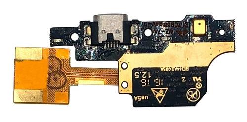 flexor placa centro de carga zte v6 plus