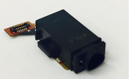 flexor sony  m4 aqua jack de audio-conector de audifonos