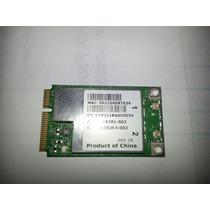 Tarjeta Wifi Con Antenas Compaq Cq40