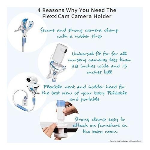 flexxicam universal baby camera mount soporte