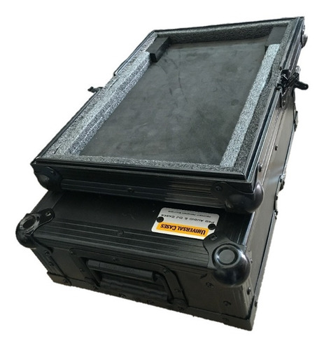flight case para xone 92 black allen heath