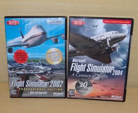 Flight Simulator 2002 Professional Edition + 2004 - Lacrados