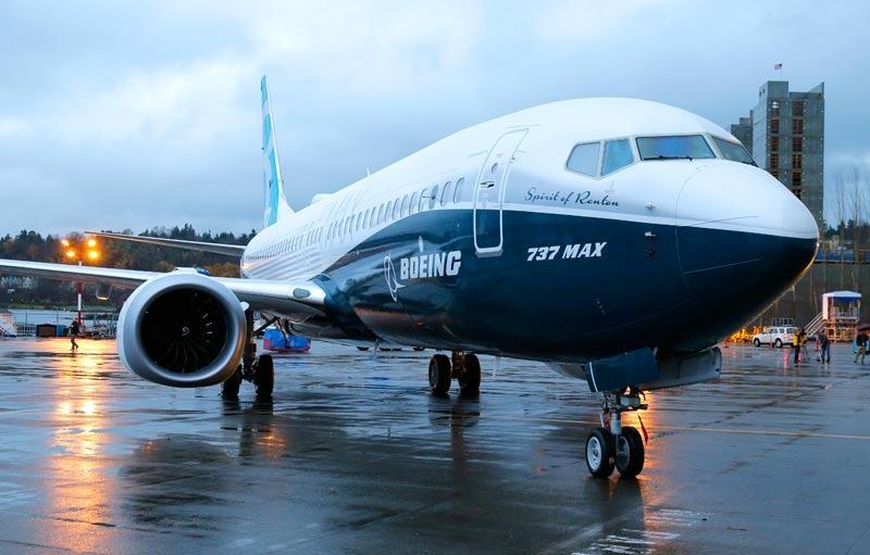 Flight Simulator Com Boeing 737 Max