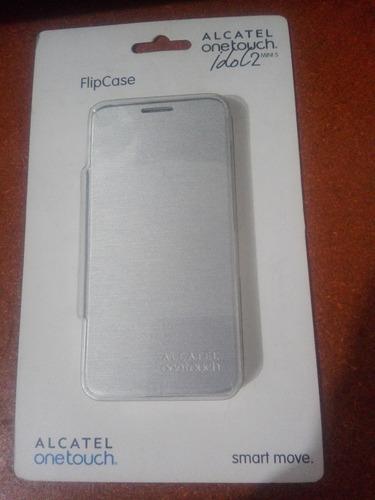 flip cover alcatel idol 2 mini.