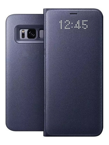 flip cover clear view standing ® original samsung s8