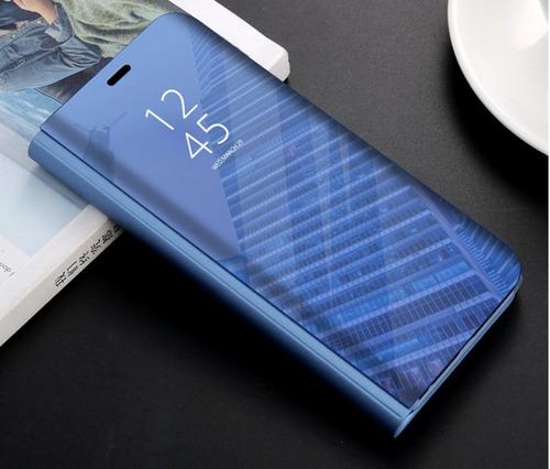 flip cover de lujo tipo espejo huawei p20 lite - p20 entrega