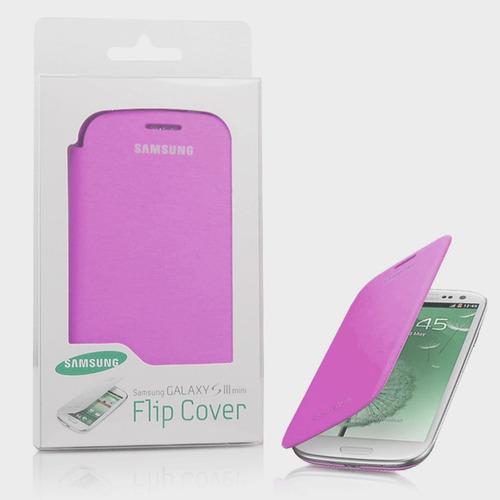 flip cover forro samsung
