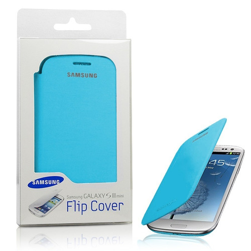 flip cover forro samsung galaxy s3 mini  6 colores al mayor