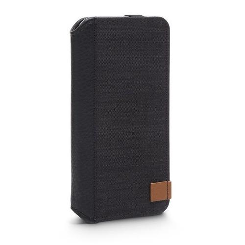 flip cover iphone negro - iphone 7/8 iphone 8 plus/ iphone x