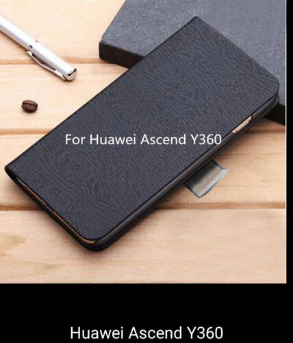 flip cover para huawei y360