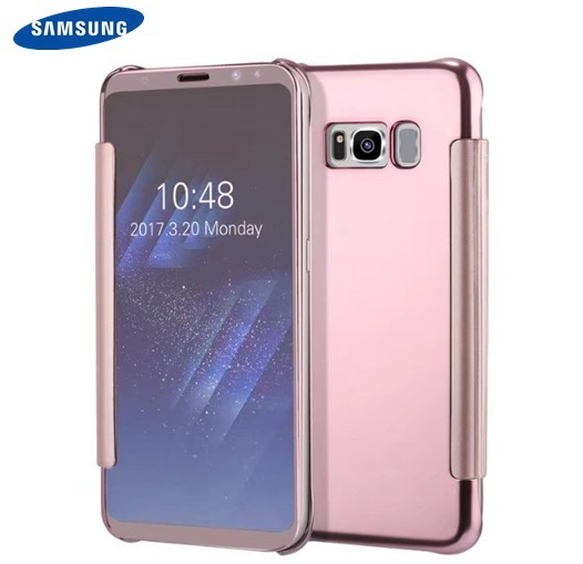 pick up d9f46 b6b02 Flip Cover Sensor / Case Samsung Galaxy J2 Prime - Rosado