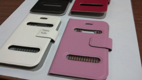 flip leather pouch iphone 4