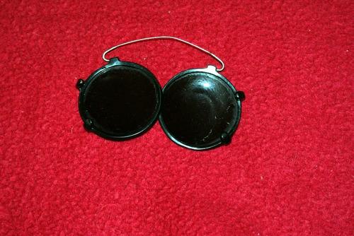 flip up para obscurecer lentes antiguos de los años 20