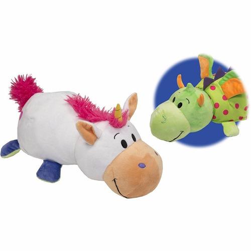 flipazoo nuevo jirafa hipopotamo baby para nena peluche 2en1