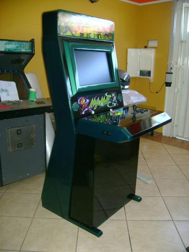 fliperama multijogos máquina