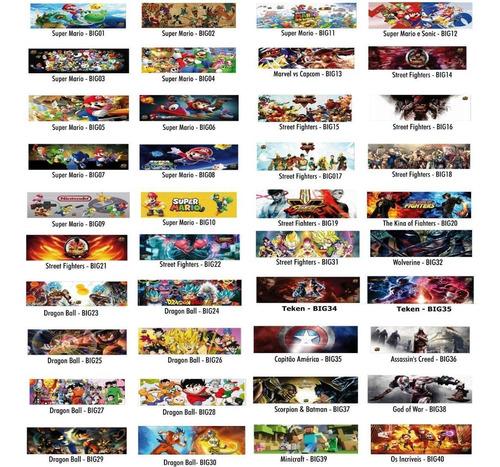 fliperama portatil arcade - 12 mil jogos + tvbox kodi